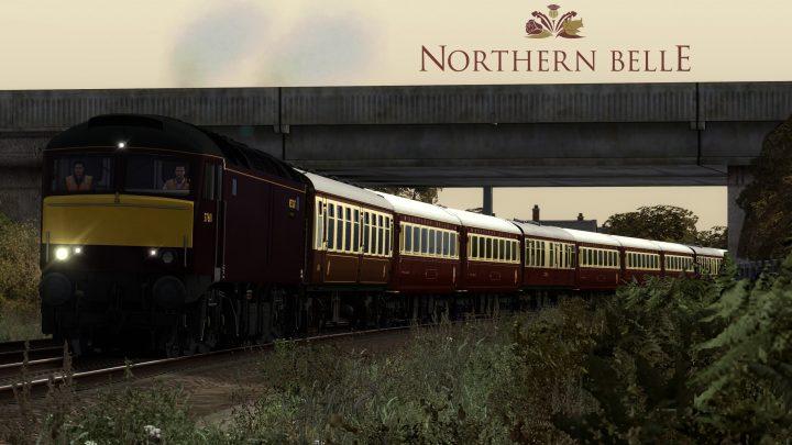 [STB] 1Z48 1400 Carnforth – York (Northern Belle)