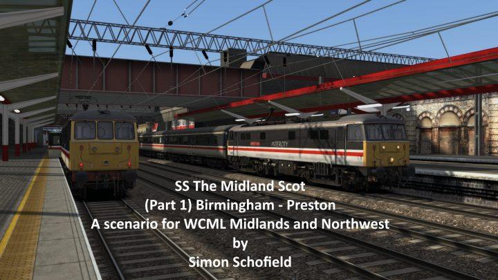 SS 1S46 The Midland Scot (Part 1) Birmingham to Preston