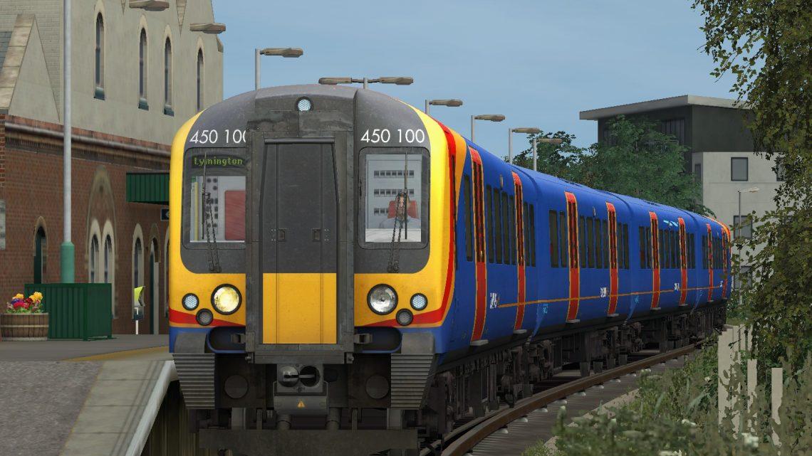 1J13 + 1J14 Brockenhurst – Lymington Pier – Brockenhurst
