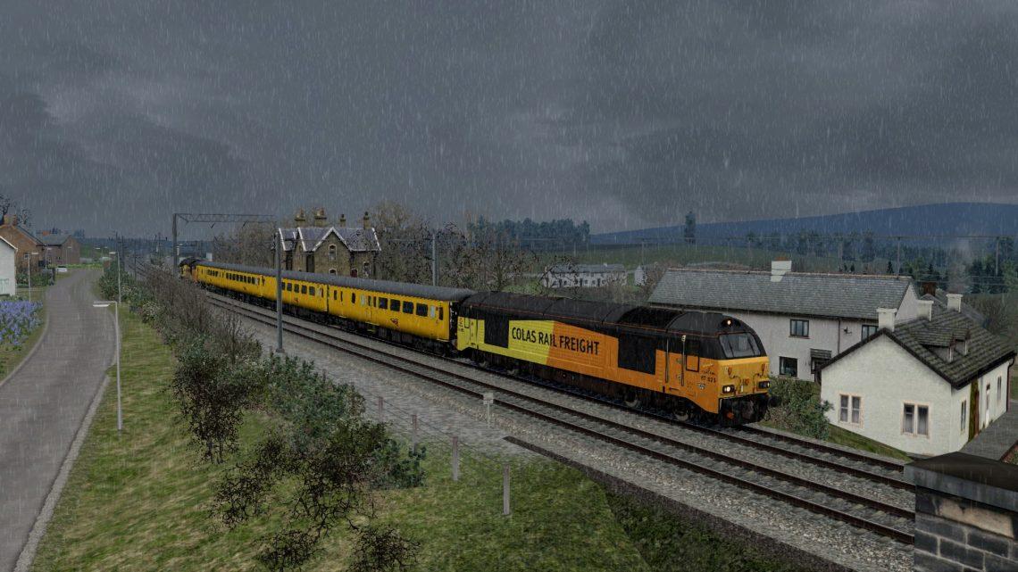 [SC] 1Z26 Slateford Depot – Crewe LNWR