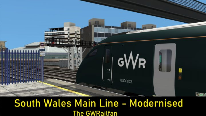South Wales Main Line – Modernised (Phase 1)