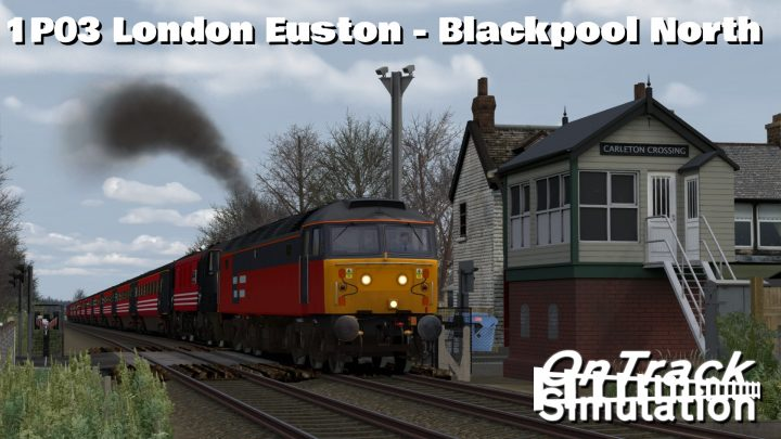 [OTS] 1P03 London Euston – Blackpool North