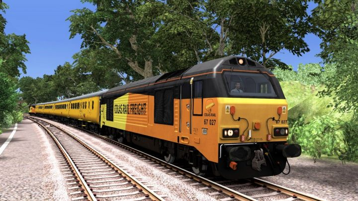(WM) 1Z22 08:14 Tyseley TMD – Bristol (Via Frome)