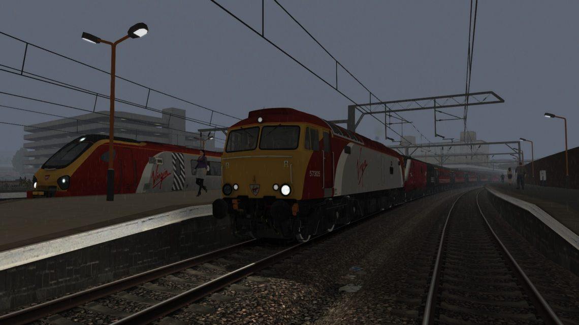 1A71 17.19 Wolverhampton – London Euston (2003)