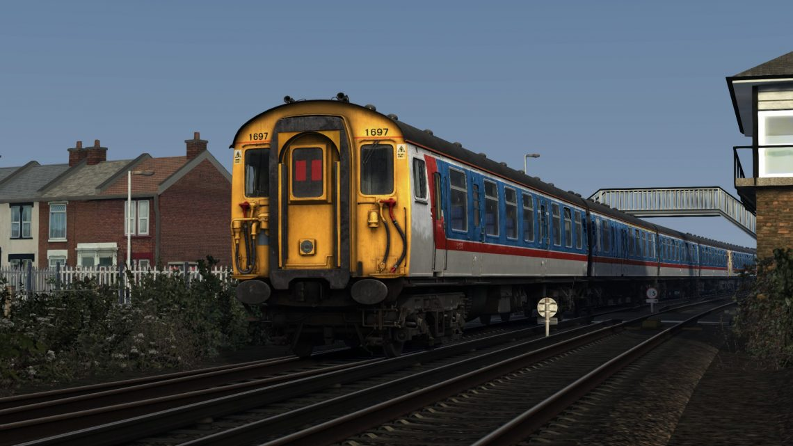 1F52 17.49 London Victoria – Broadstairs / Dover Priory (2005)