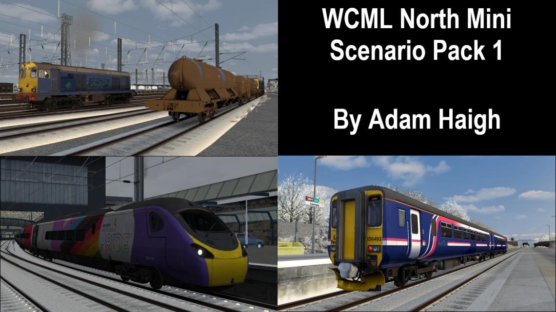 WCML North Mini Scenario Pack 1