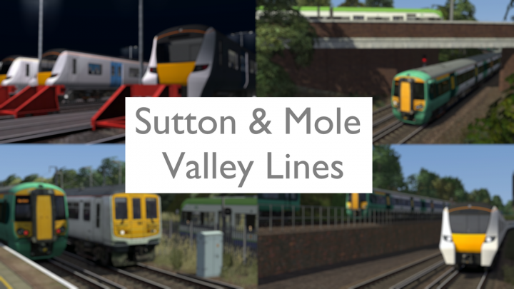 The Sutton and Mole Valley Line V2.2 (W.I.P)