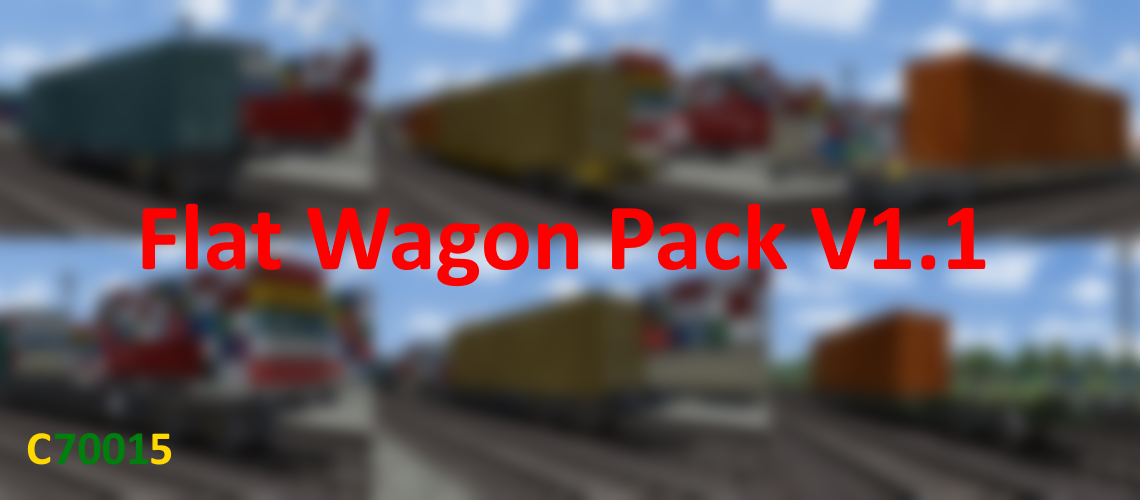 Flat Wagon Pack V1.1