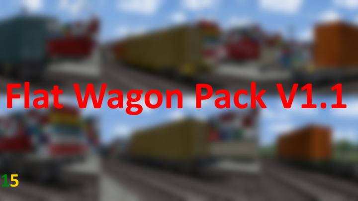 Flat Wagon Pack V1.1