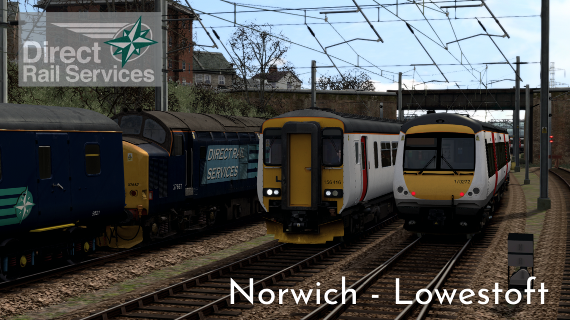 2Z37 Norwich – Lowestoft