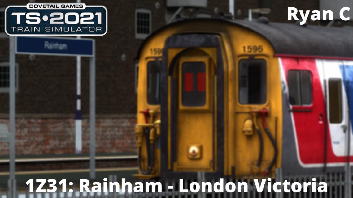 [RC] 1Z31: Rainham – London Victoria