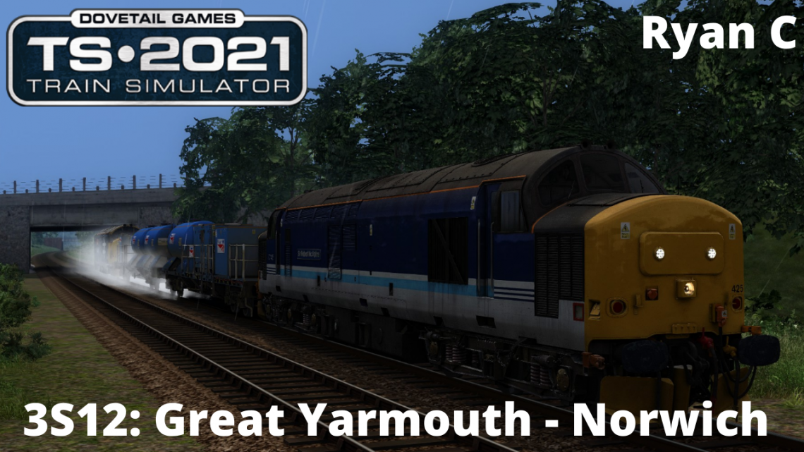 3S12: Great Yarmouth – Norwich