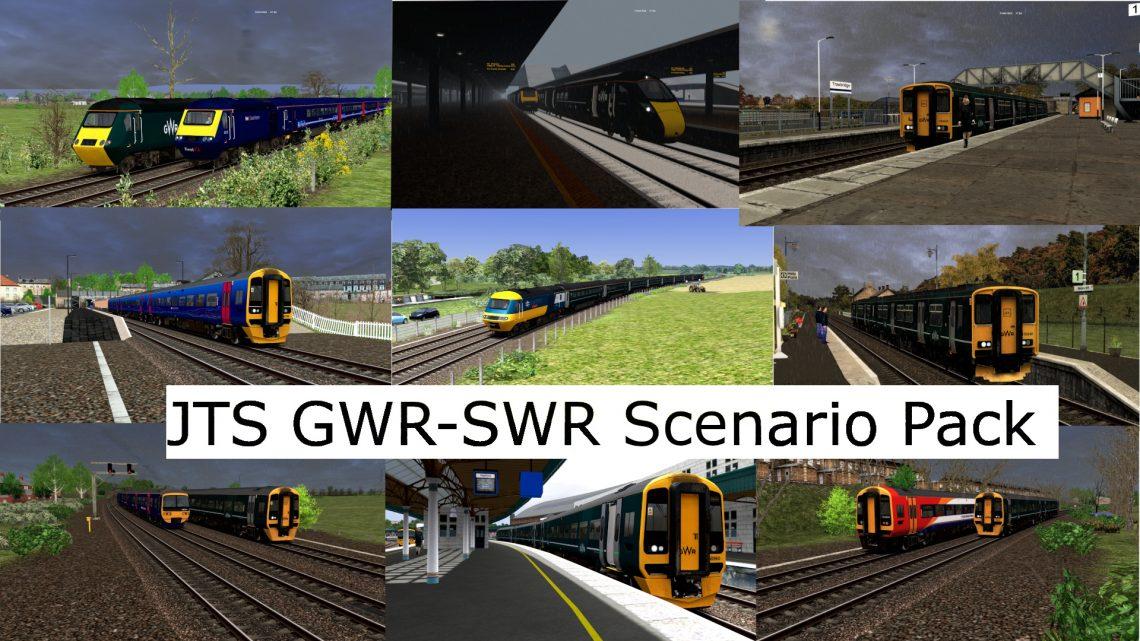 JTS GWR-SWR scenario Pack v1.01