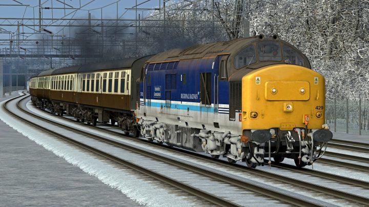 [RS] 37429 – 1G96 0853 Holyhead – Wolverhampton (2000)