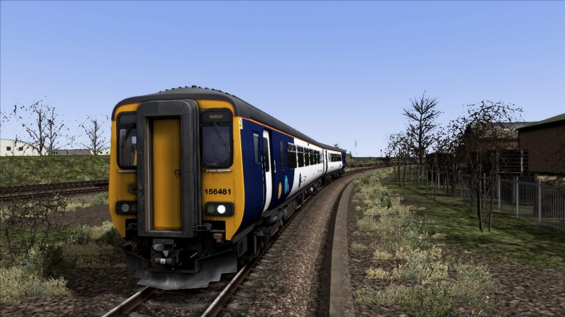 (AT) 2W31- 1220 Nunthorpe to Hexham