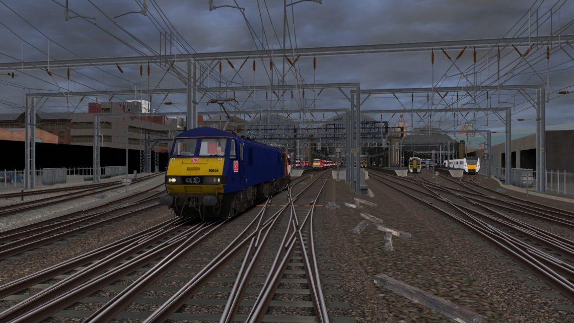 1N85 1306 London Kings Cross to York *SUB ONLY*