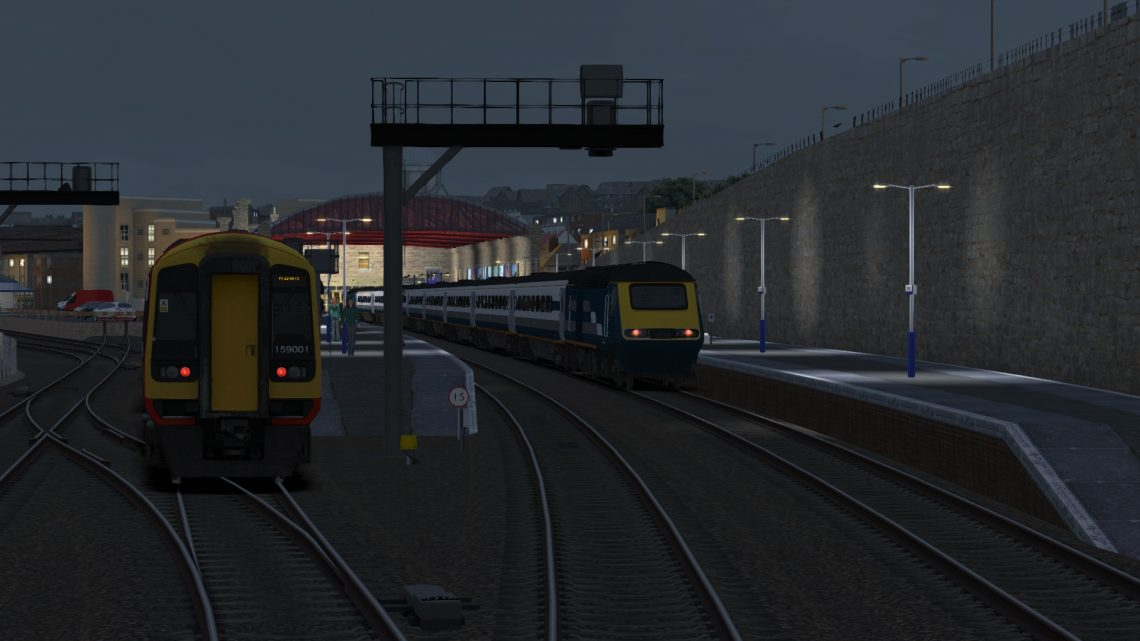 South West Trains to Penzance Mini Pack