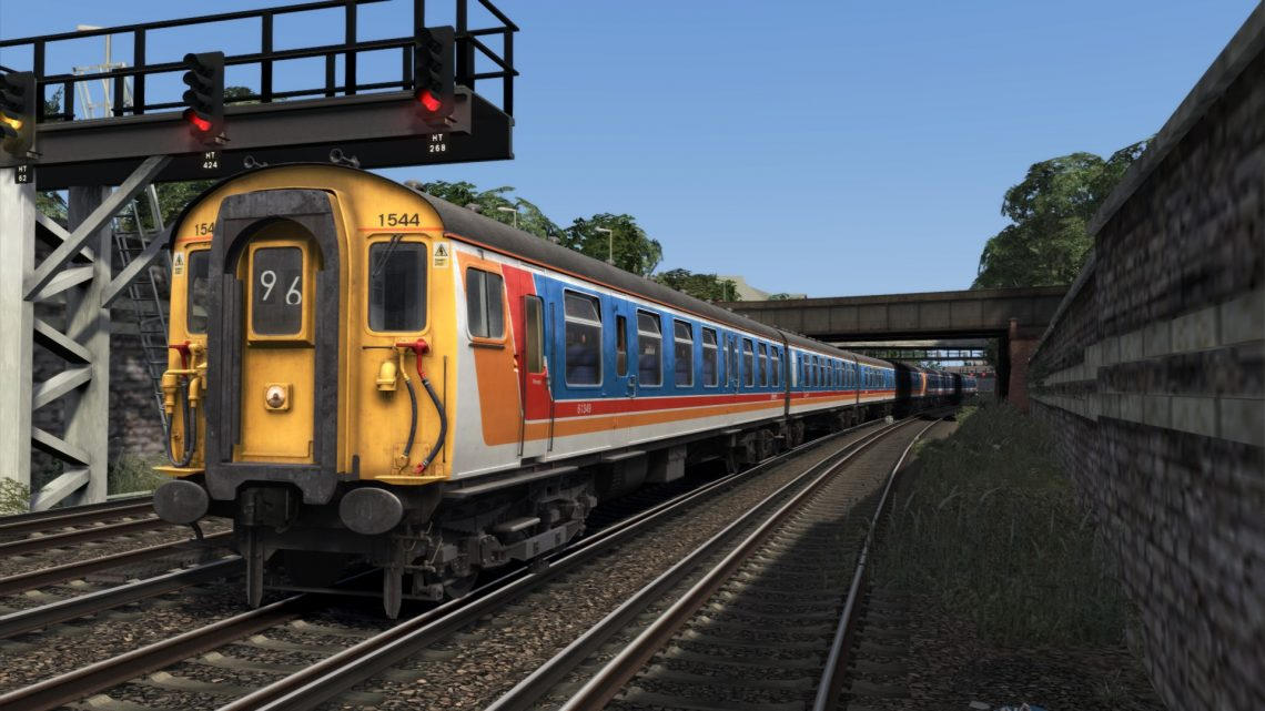 5Z26 1716 Fratton CSD to Portsmouth Harbour (Fictional)