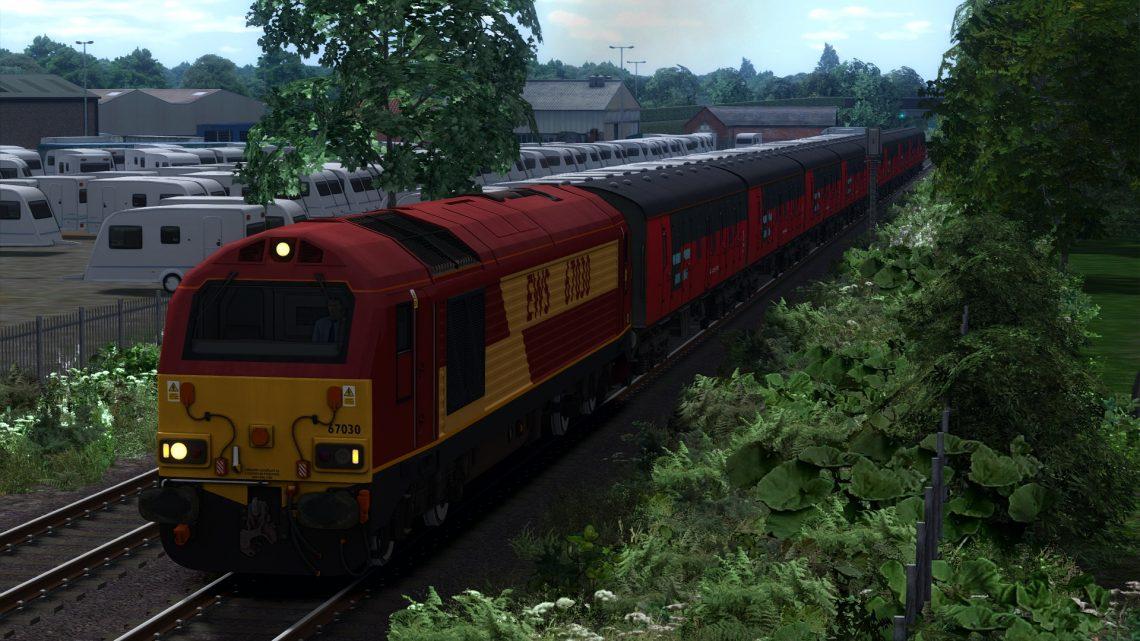 1M59 09:12 Bristol Barton Hill to Warrington RMT [BP]