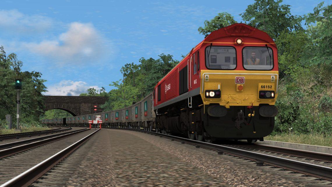 7V52 1235 Hamworthy BCI to Whatley Quarry
