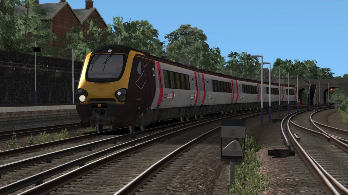 1M74 18:45 Bournemouth to Manchester Piccadilly