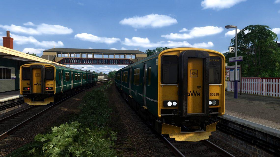 [BT] 5E31 / 2E31 1852 Paignton to Exeter St Davids