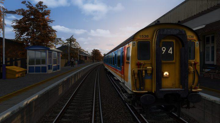 [BT] 2B64 / 2B47 1755 Southampton Central to Bournemouth