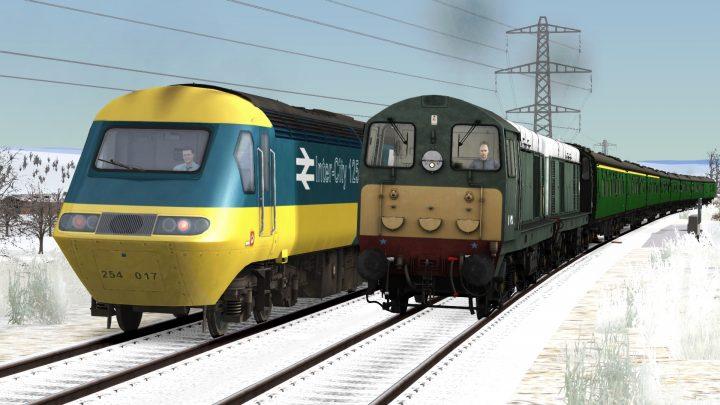 [Train Simulator 2021][TASH][Class 20]Glenrothes to Edinburgh Railtour