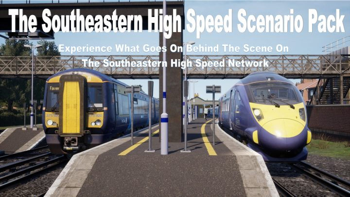The Southeastern High Speed Scenario Pack