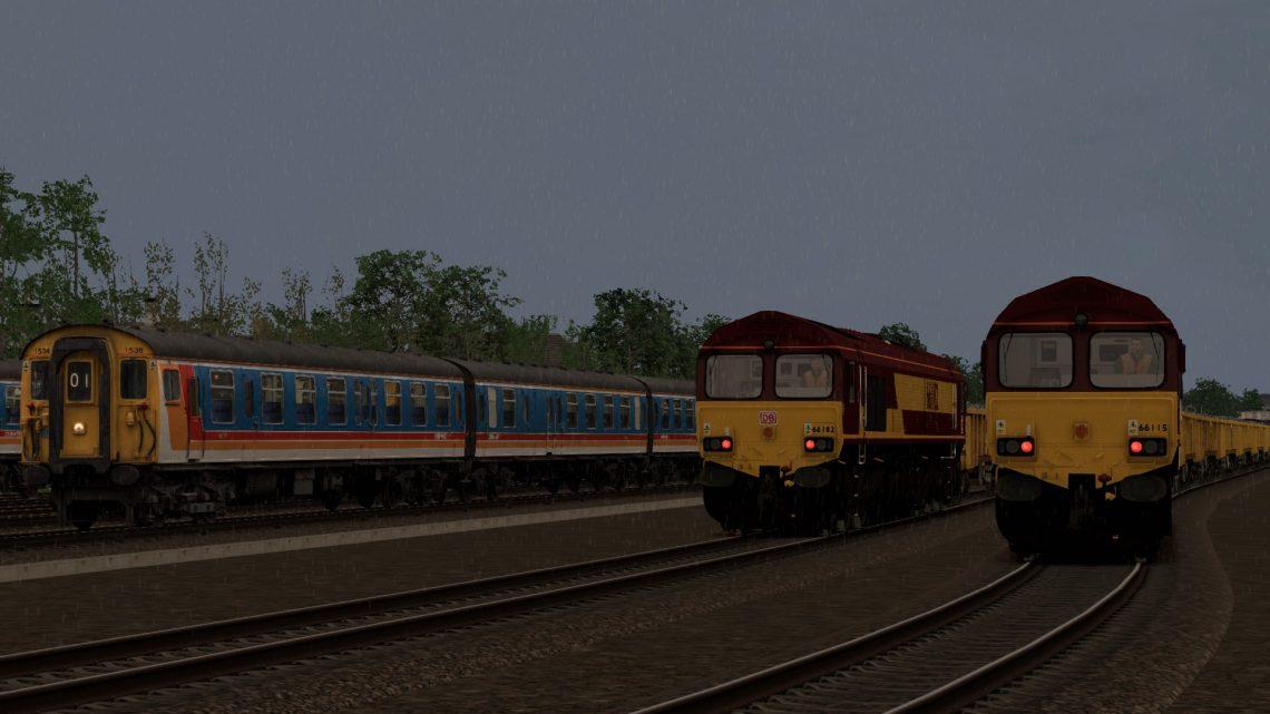 1B06/1J01/1J02 Lymington Shuttles