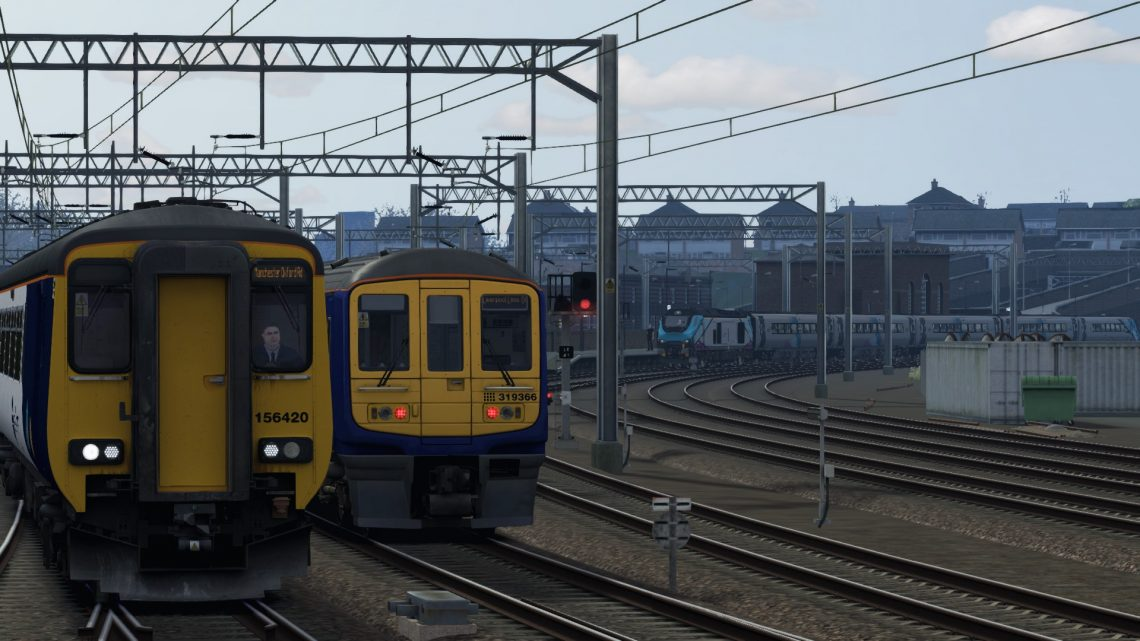 2O90 16:55 Liverpool Lime St-Manchester Oxford Road