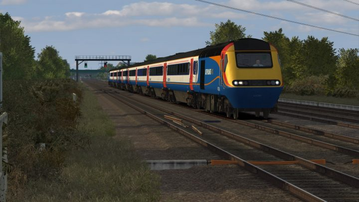 [JWT] 1B63 16.45 Nottingham to London St.Pancras (2 parts)