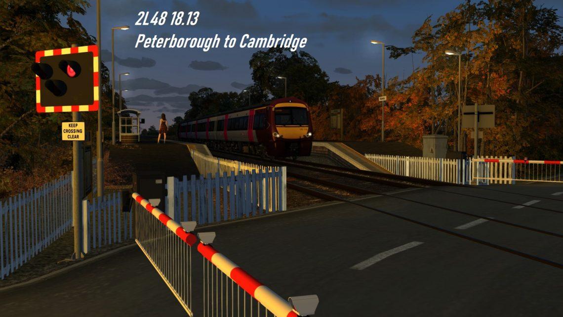 [JWT] 2L48 18.13 Peterborough to Cambridge XC