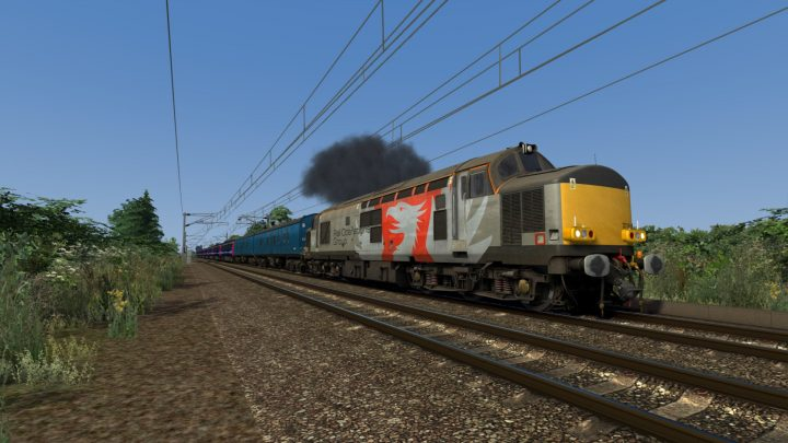 5Q78 0720 Ely Mlf Papworth Sidings to Newport Docks (Simsgroup)