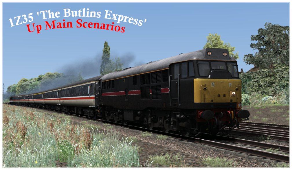 1Z35 'The Butlins Express'