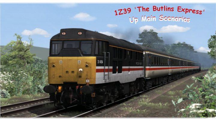 1Z39 'The Butlins Express'