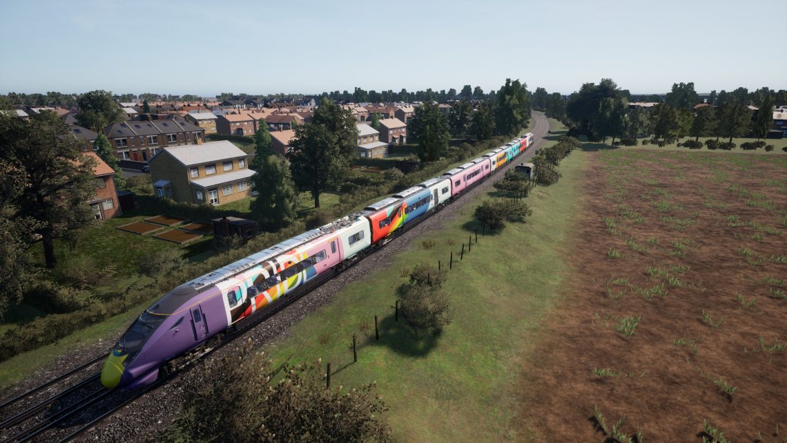 TSW2 | Class 395 Avanti Pride Pack