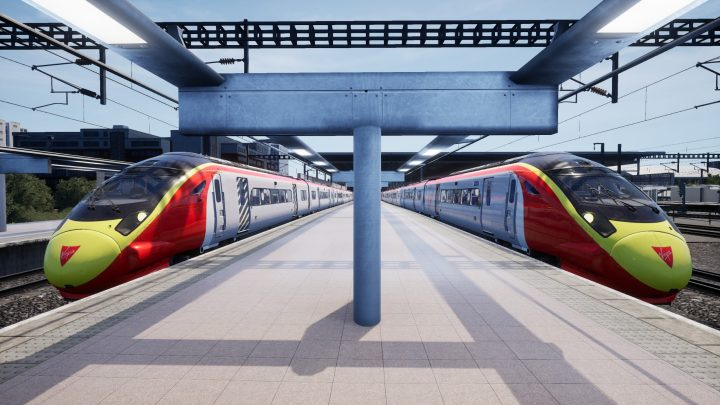 TSW2 | Class 395 Virgin Trains Livery Pack