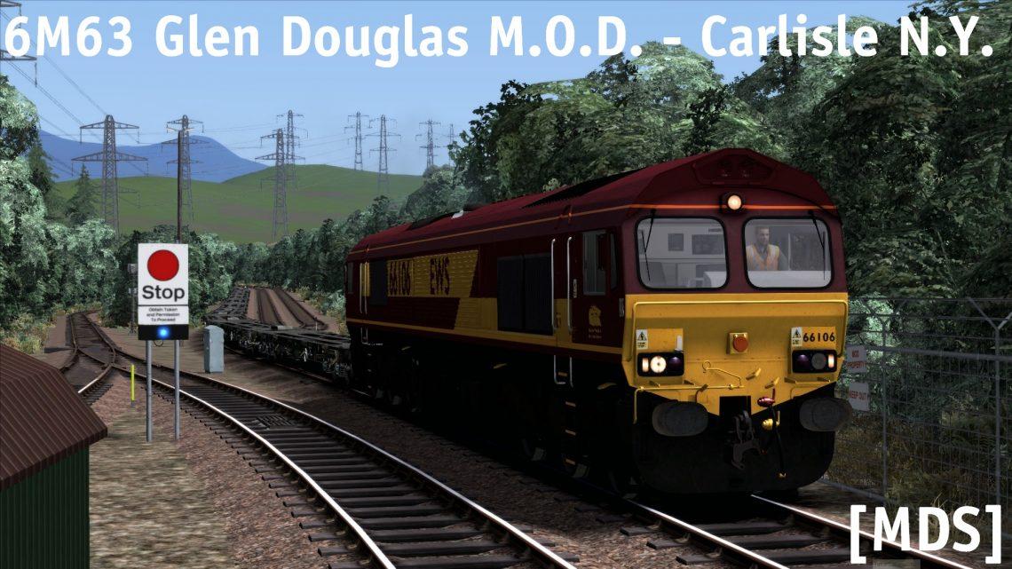 [MDS] 6M63 11:14 Glen Douglas M.O.D. Gbrf – Carlisle N.Y.