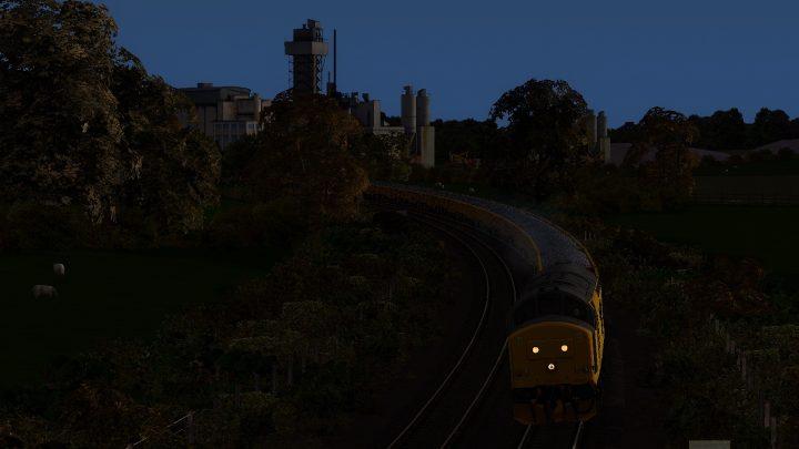 MLH Crewe to Knighton 97