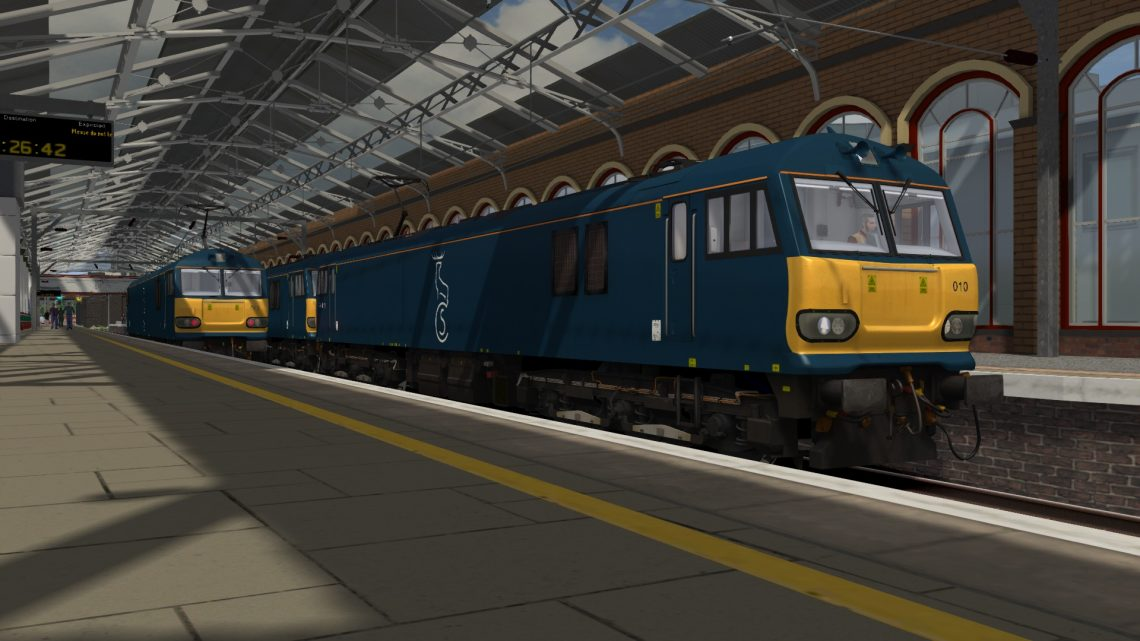 0Z23 1212 Carlisle to Crewe T.M.D. (E)