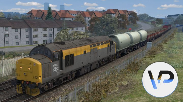[VP103] 6Y37 1223 Mossend New Yard – Corpach