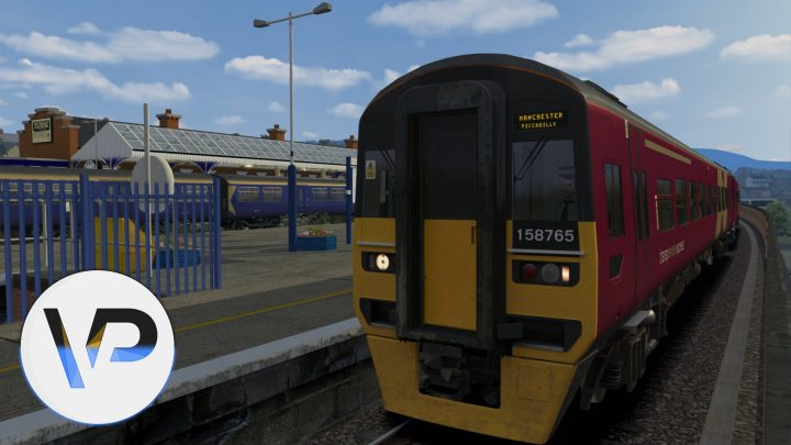 [VP111] 1K01 0646 Huddersfield – Manchester Piccadilly