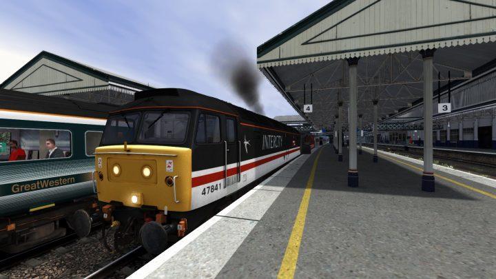 (RP) 1V36 Preston-Paignton. 1999