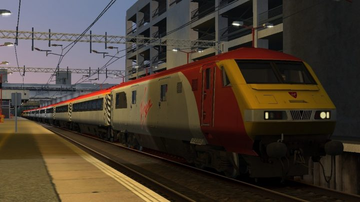 (FGN) 1B94 20:50 Birmingham New St – London Euston (WB64)