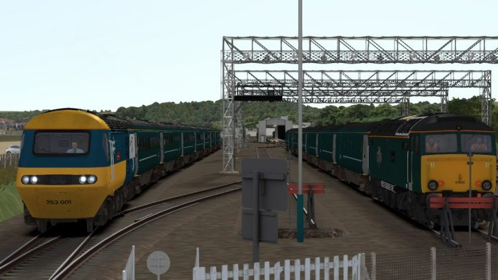 (FGN) 1A39 17:50 Penzance to London Paddington (HST)