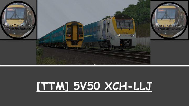 [TTM] 5V50 XCH-LLJ
