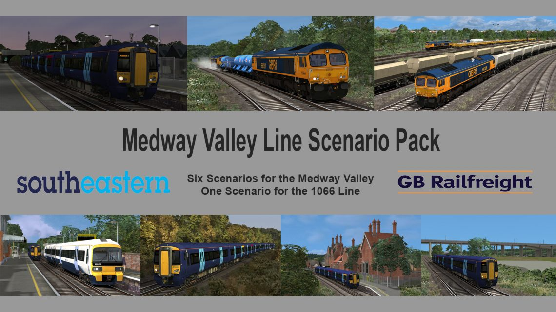 Medway Valley Line Scenario Pack