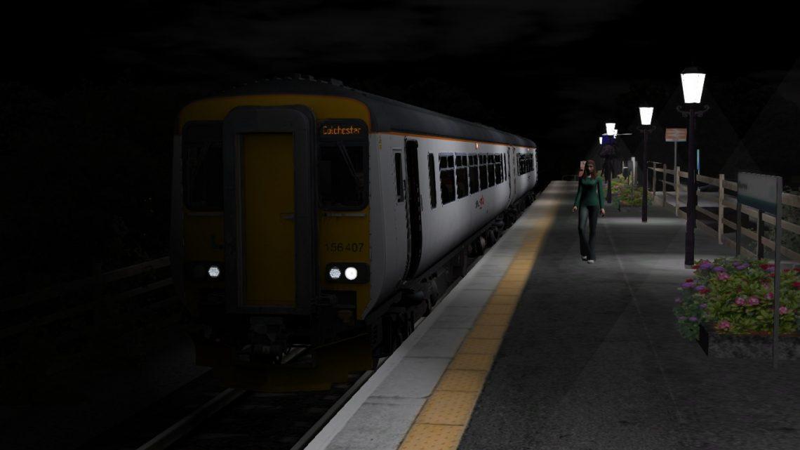 2F14 23:26 Sudbury to Colchester