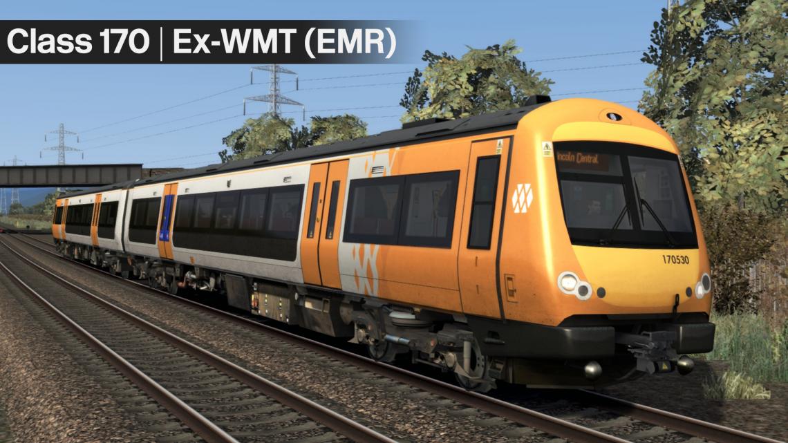 Class 170 – Ex-WMT (East Midlands Railway)
